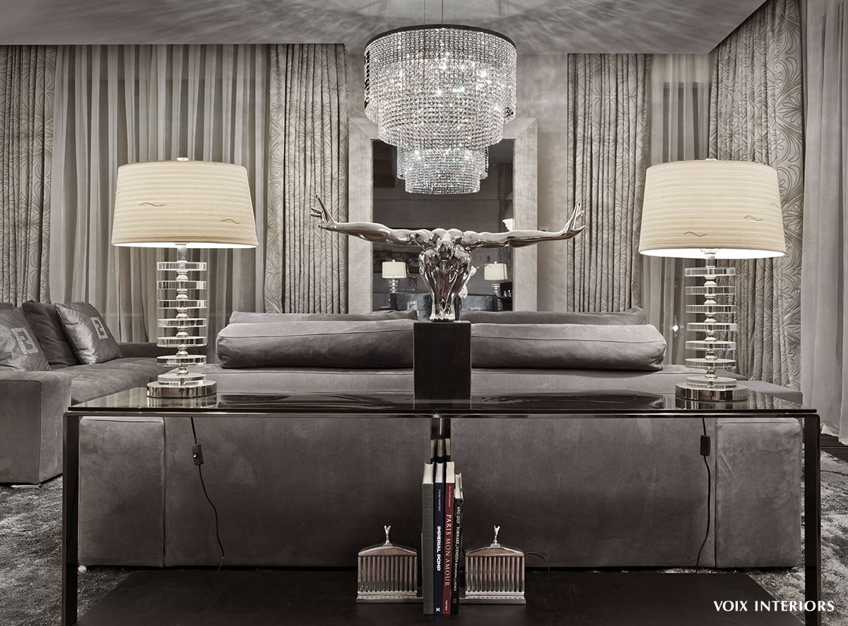Voix interior design for Interior decoration furniture